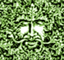 Tantalus: the Green man crucified on the tree of life