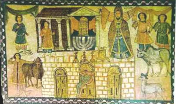 Dura-Europos Synagogue