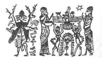 Canaanite Tree of Life