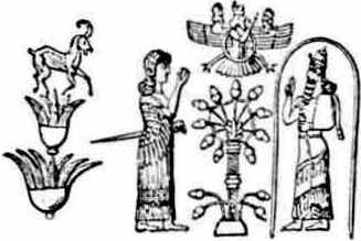 Canaanite Tree of Life
